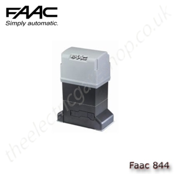 Faac 844 Er Amp 780d Sliding Gate And Control Board Manual
